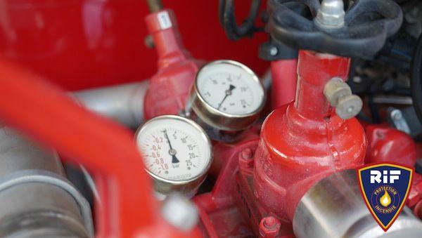 appareil de mesure requalification des colonnes incendie
